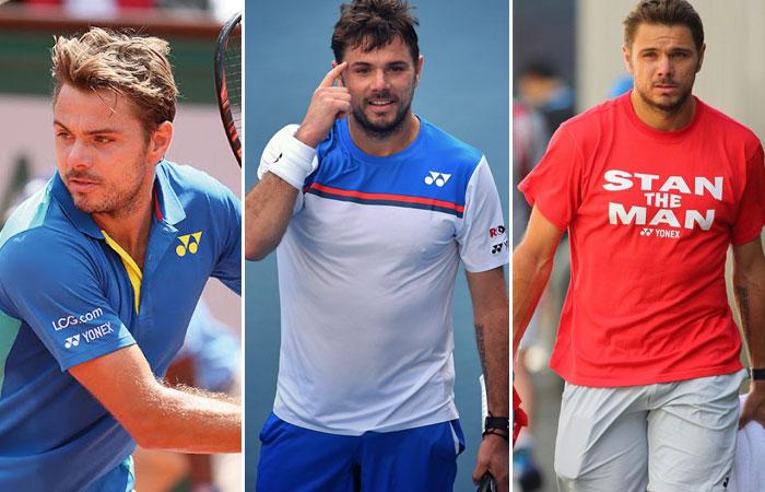 Stanislas Wawrinka Tennis Player Profile