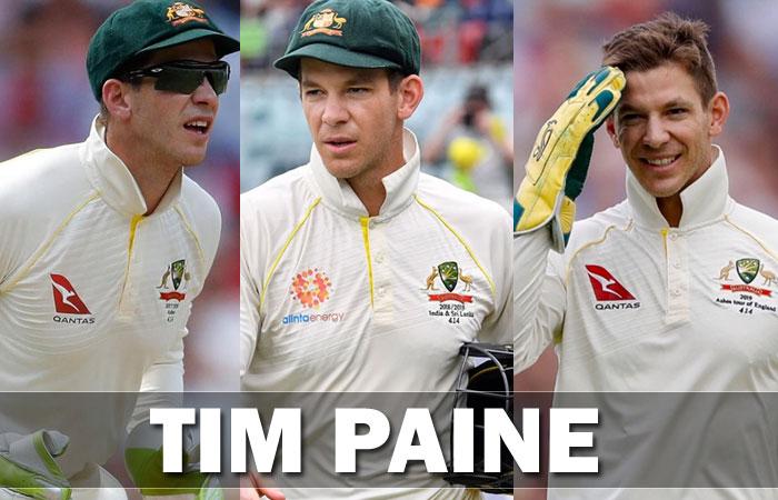 Tim Paine Australian Cricketer Profile
