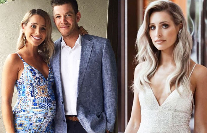 Tim Paine With Beautiful Wife Bonnie Maggs Photos