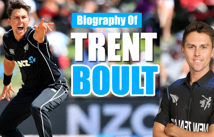 Trent Boult Cricket Player Profile
