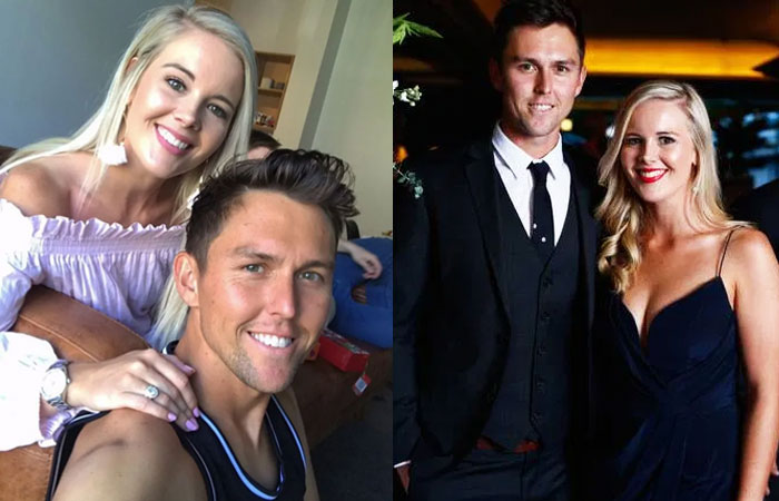 Trent Boult Wife Gert Smith Photo Collections