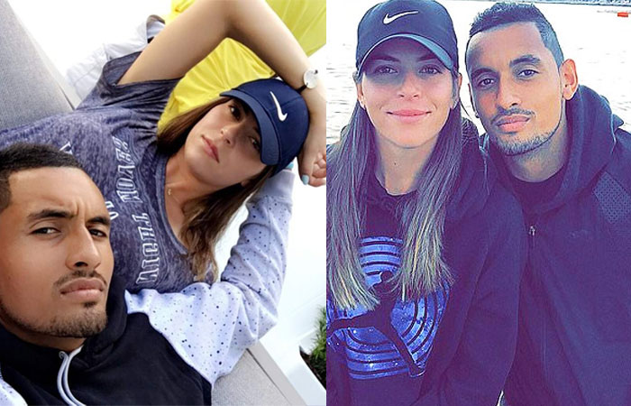 Nick Kyrgios Girlfriend Ajla Tomljanovic