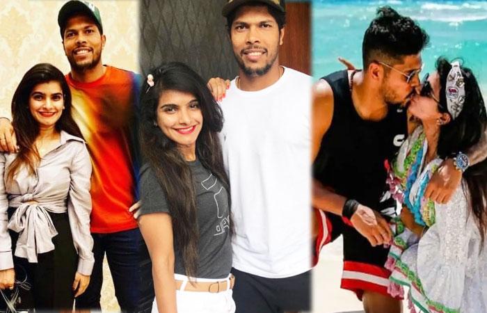 umesh yadav Georgeous wife tanya wadhwa Personal Photos