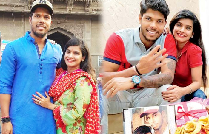 umesh yadav wife tanya wadhwa Photo Collections