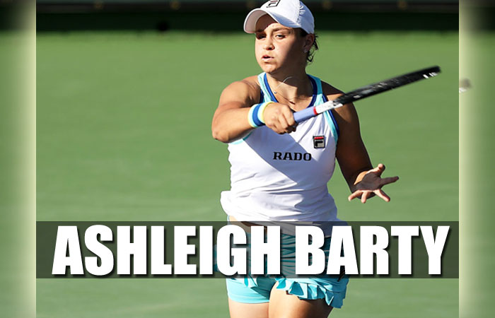 Ashleigh Barty is Ahead of Australian Open Warm Up After 11 Months