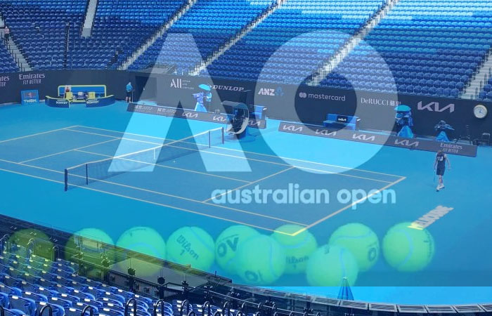 Australian Open Can Allow 30,000 Fans Per Day Announced Sports Minister
