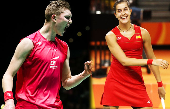 Carolina Marin and Viktor Axelsen becomes the Singles Title Winners in Thailand Open