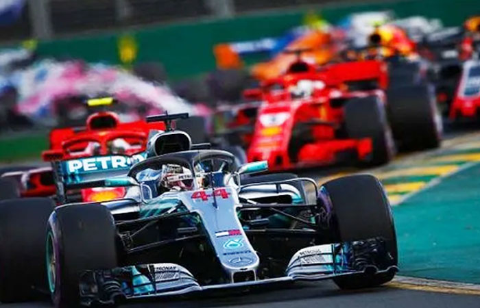 F1 Delays the Australian GP and China Still Searching Solution for the Race