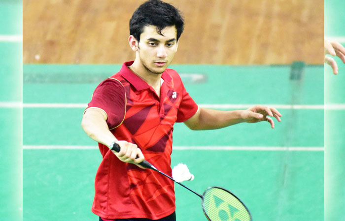 Indian Badminton Player Lakshya Sen Left two Thailand Contest due to his Injury