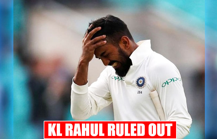 KL Rahul Injured his Wrist and Dismissed from the Border-Gavaskar Trophy