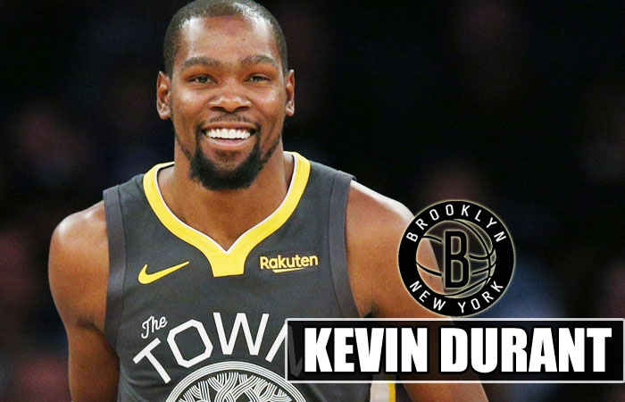 Kevin Durant Tested Positive for COVID-19 and Will Miss Four Games