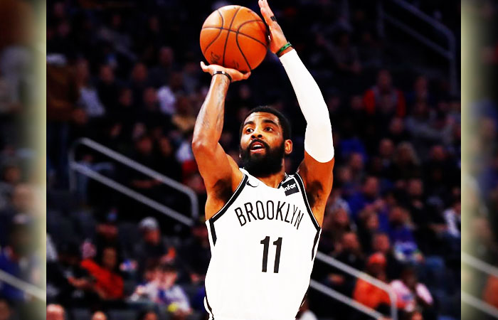 Kyrie Irving Breaks the Rules of Brooklyn Nets and Fined USD 50,000