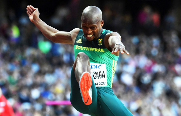 Manyonga was Dismissed Due to Doping and Expect to be Banned From Tokyo Games