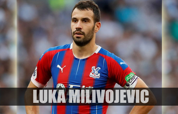 Palace Captain Milivojevic Feels Sorry for Overruled COVID-19 Protocols
