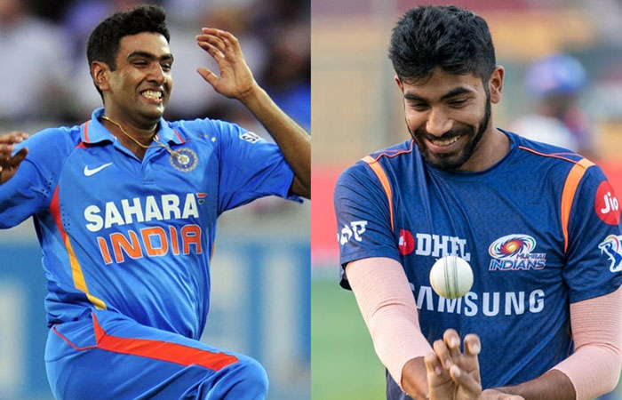 Jasprit Bumrah and R Ashwin Presence is Expected in the England Series