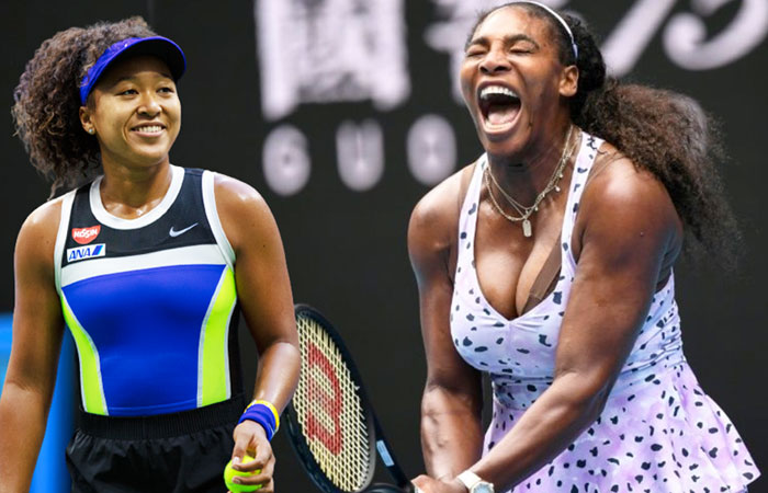 Osaka and Serena Will took Part in Adelaide with Djokovic and Nadal