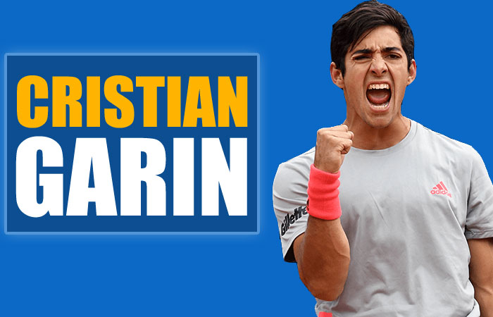 Cristian Garin Tennis Player Profile