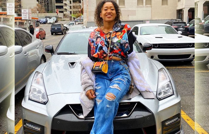 Naomi Osaka in The Fast and Furious