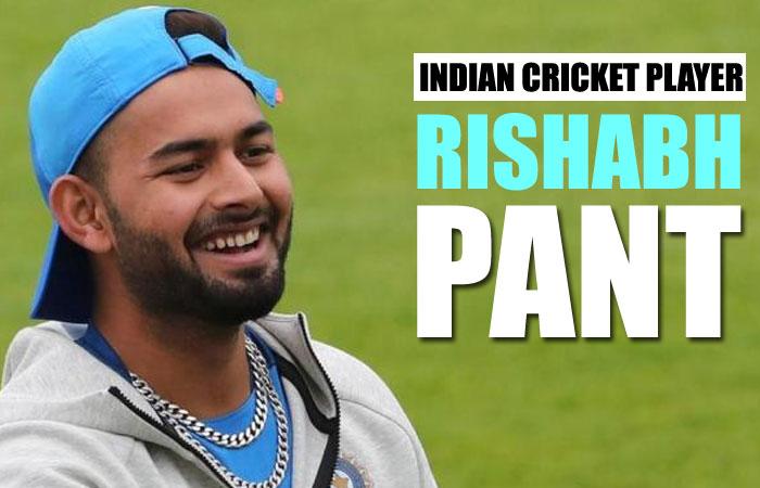 Rishabh Pant Cricket Player Profile