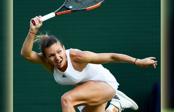 Simona Halep Withdrawn from Dubai Tennis Championships Due to Back Pain