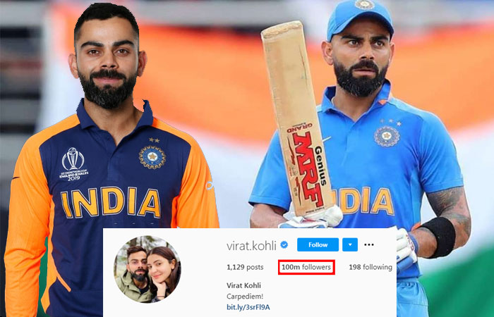 Virat-Kohli-Reached-100M-Followers-on-Instagram
