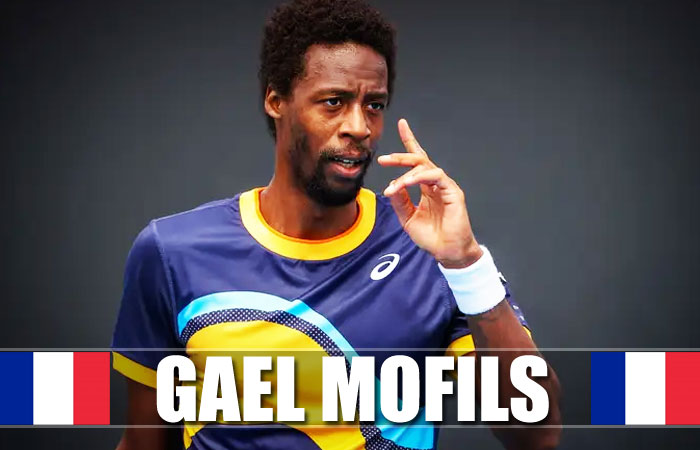 Gael Mofils Tennis Player Profile