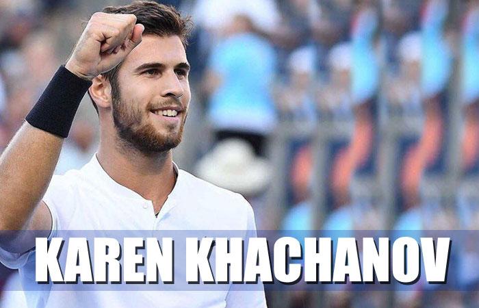 Karen Khachanov Tennis Player Biography