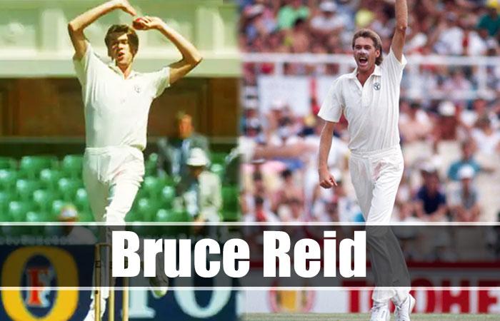 Bruce Reid Tallest Cricket Player