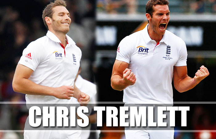 Chris Tremlett Tallest Cricketer