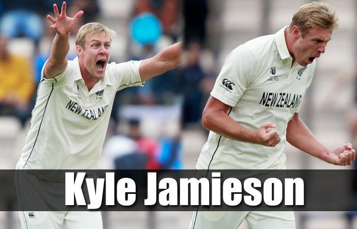 Kyle Jamieson Tallest Cricket Player