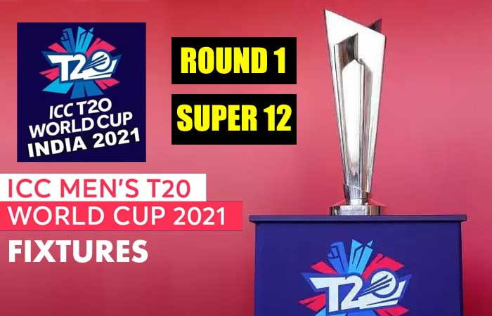 T20 World Cup 2021 Full Fixtures : Full Match Schedule, Date, Timings and Venues