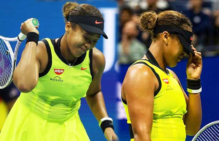 Naomi Osaka feels the itch to play again with better form
