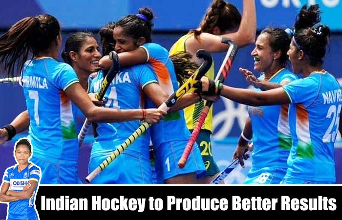 Tokyo Olympics Will help Indian Hockey to Produce Better Results - Salima